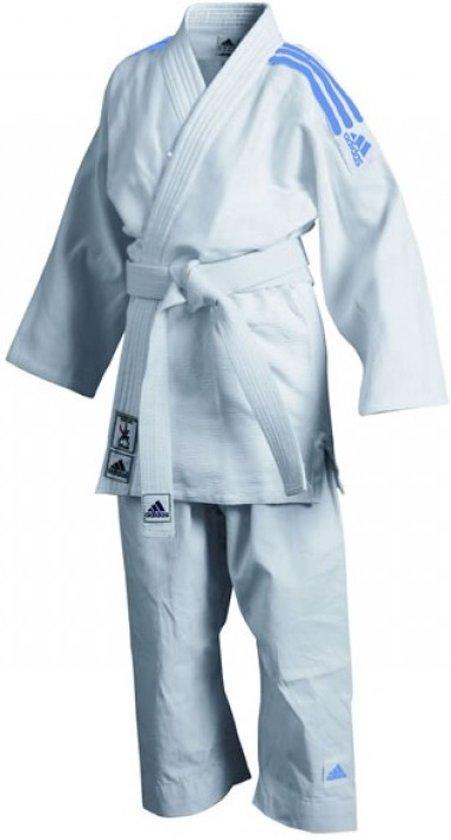 8af5144519c bol.com | Adidas Judopak J200 Junior Wit Maat 160