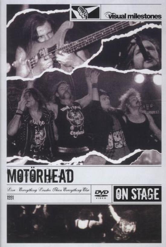 Motorhead - Live: Everything Louder Then Everything Else