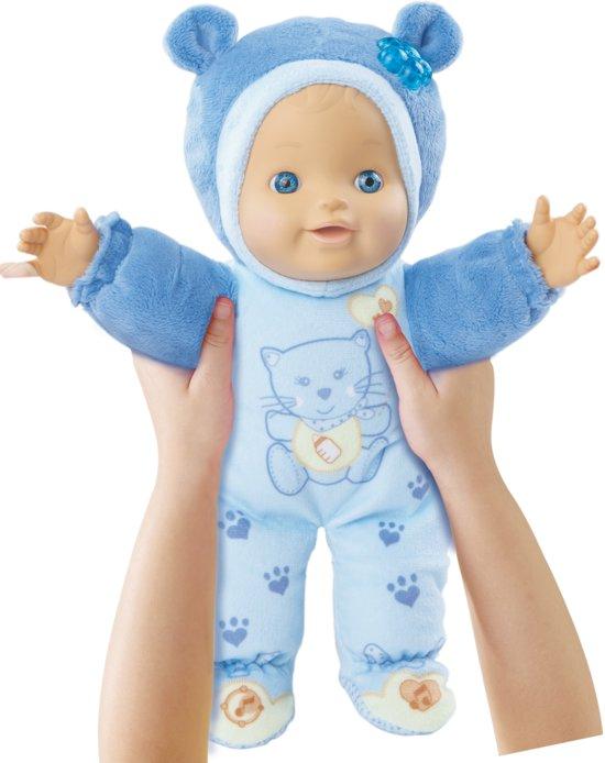 VTech Little Love Kiekeboe Baby Blauw - Pop
