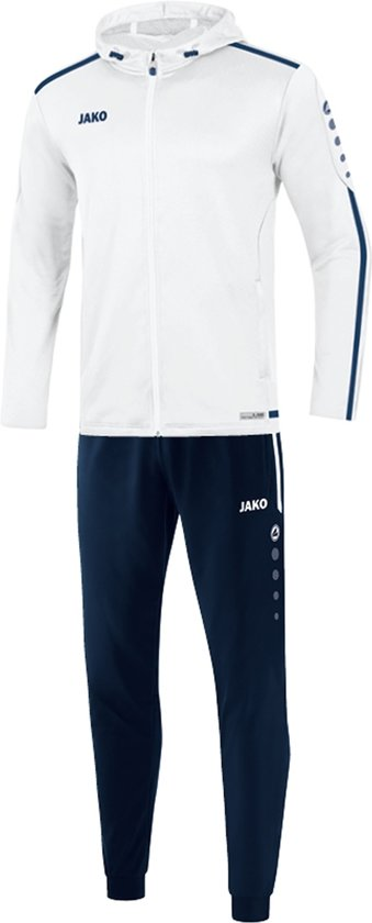 Jako - Hooded Tracksuit Striker 2.0 - Heren - maat XXXXL