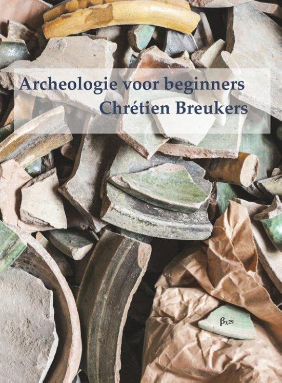 Bordeauxreeks 29 - Archeologie voor beginners - Chretien Breukers |