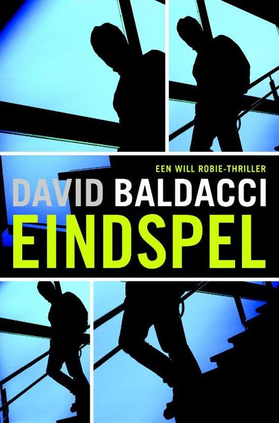 Boek cover Will Robie 5 - Eindspel van David Baldacci