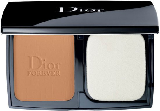 Dior Diorskin Forever – 040 Honey Beige - Compact foundation