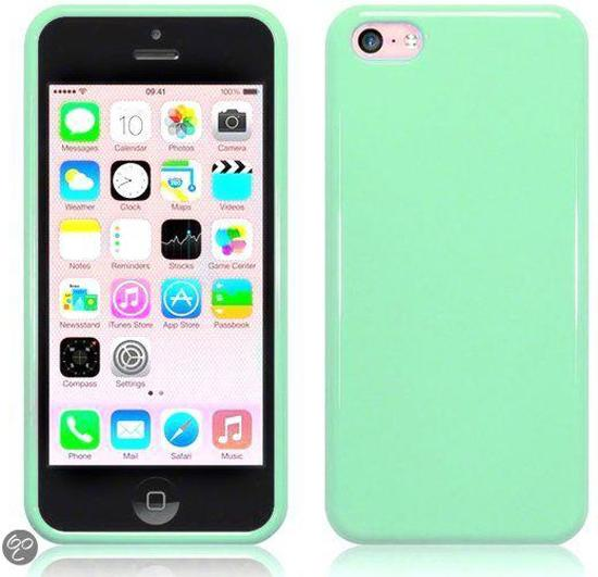 iphone 5c silicone case bol apple iphone 5c gel silicone hoesje met 2789