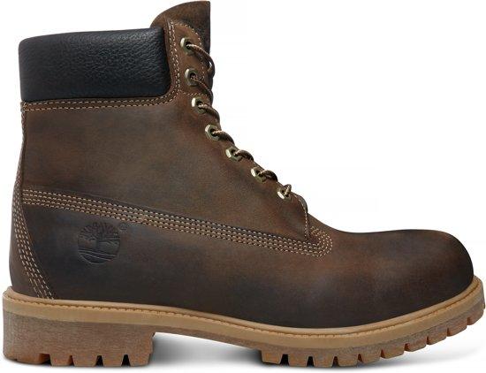 Laarzen inch Heren 42 Timberland Maat Donkerbruin Premium 6 Boot FwTnEIxXzq
