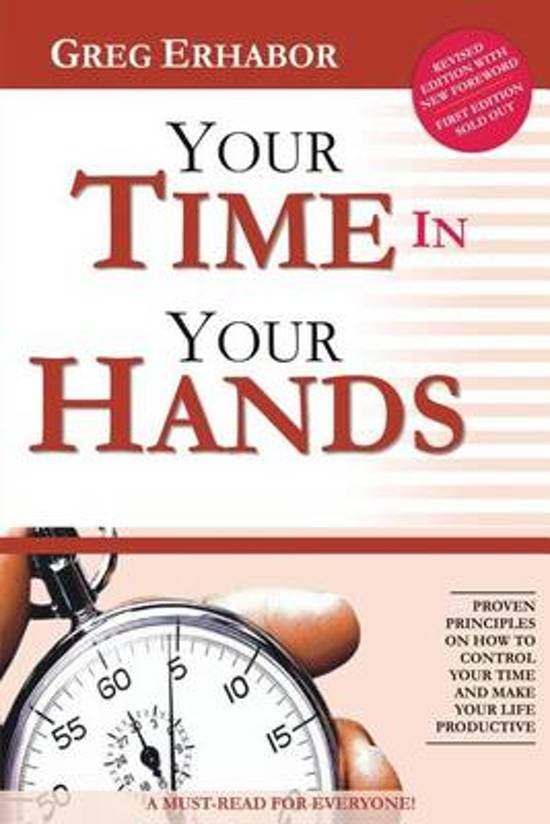Your Time in Your Hands