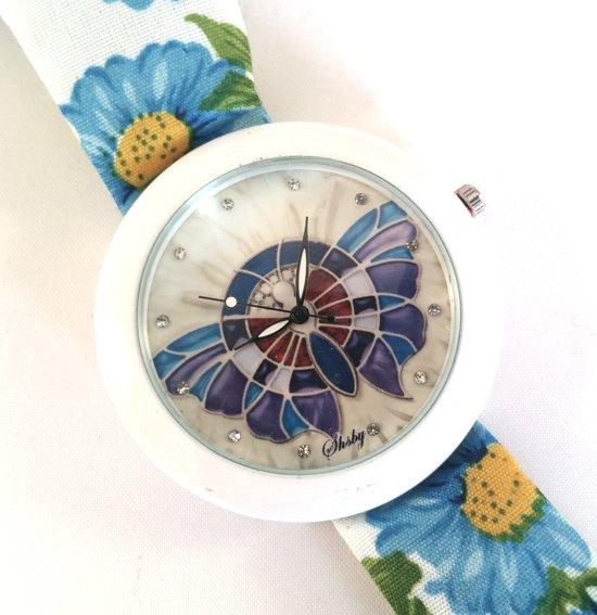 "Horloge ""Papillon"""