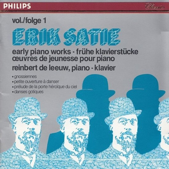 Early Piano Works Vol.1