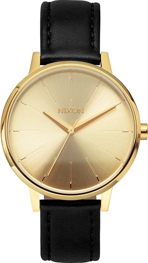 Nixon Kensington Leather Gold