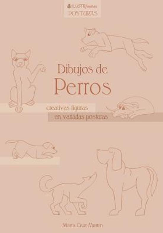 Bolcom Dibujos De Perros Maria Cruz Martin 9781542815437 Boeken