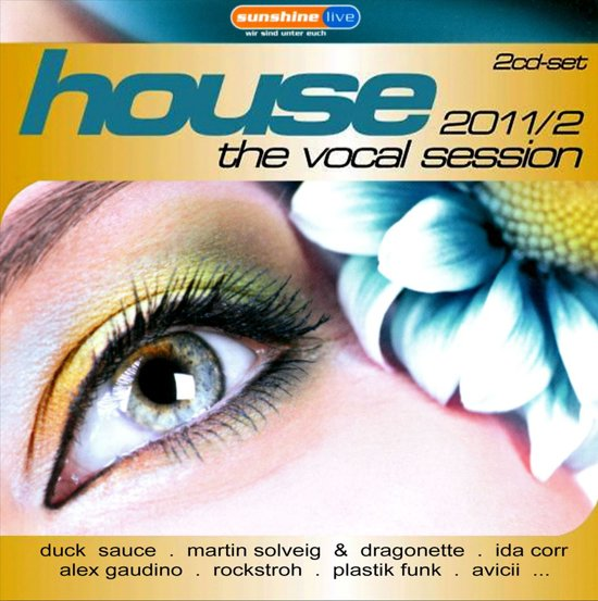 House:The Vocal Session 2011/2