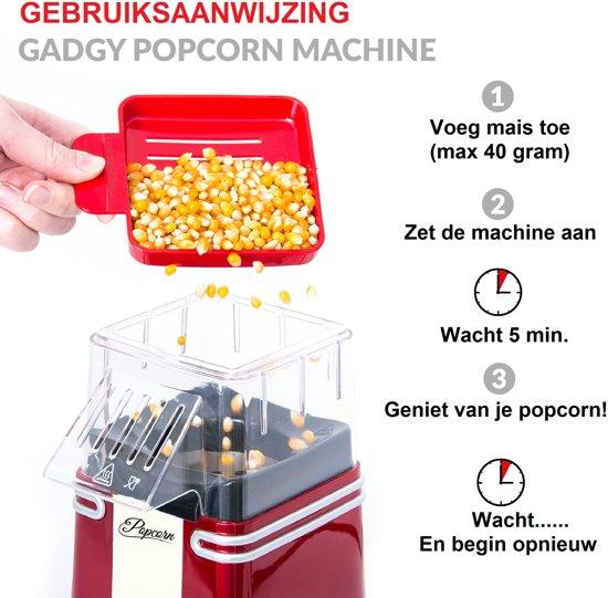 Gadgy Retro - Popcornmaker