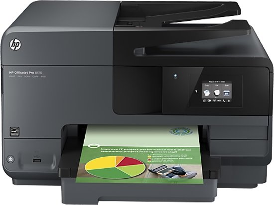 HP OfficeJet Pro 8615 - e-All-in-One Printer
