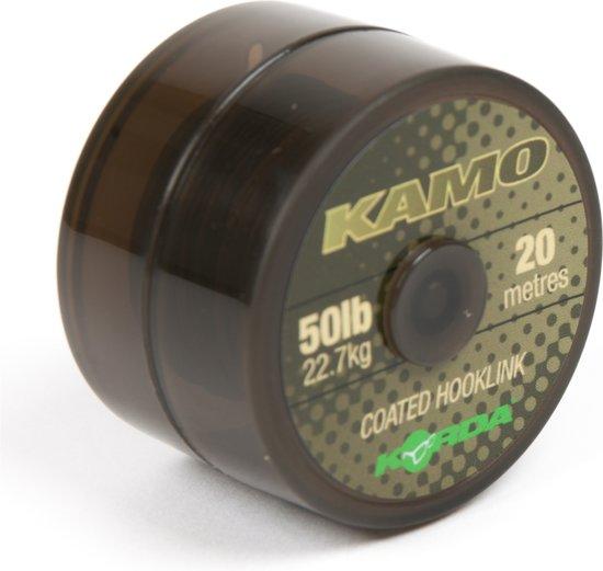Korda Kamo Coated Hooklink | 20lb