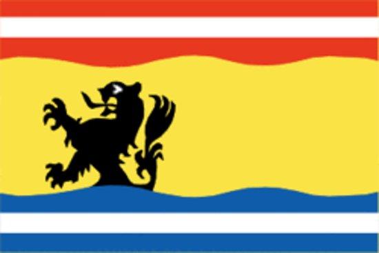 Vlag Zeeuws-Vlaanderen 70x100cm