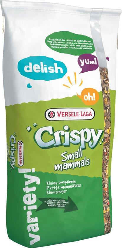 Crispy Muesli Konijnenvoer - 20 kg