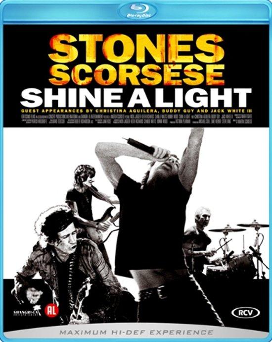 Cover van de film 'Shine A Light'