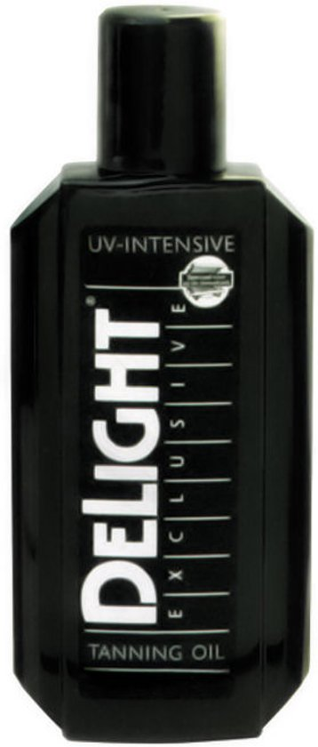 Delight UV-Active Exclusive Tanning Oil 200 ml