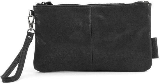 a964de51c0c bol.com | Zebra Trends Natural bag Yasmine Clutch zwart vintage