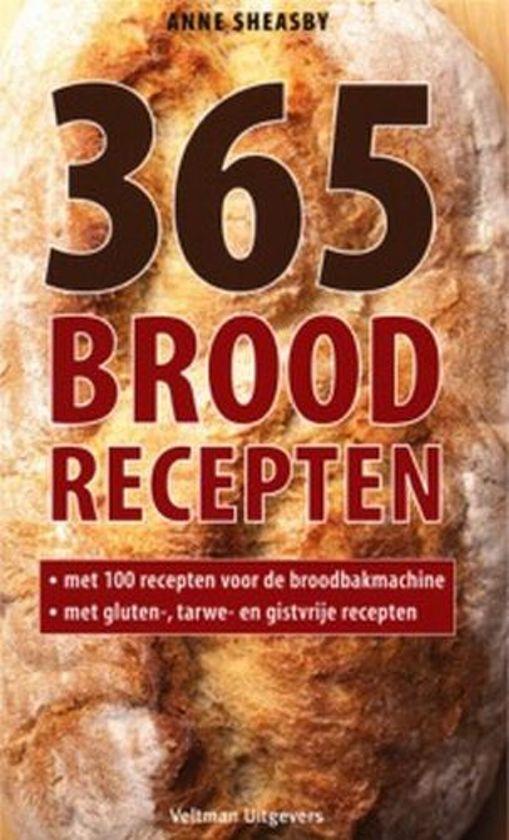 365 Broodrecepten