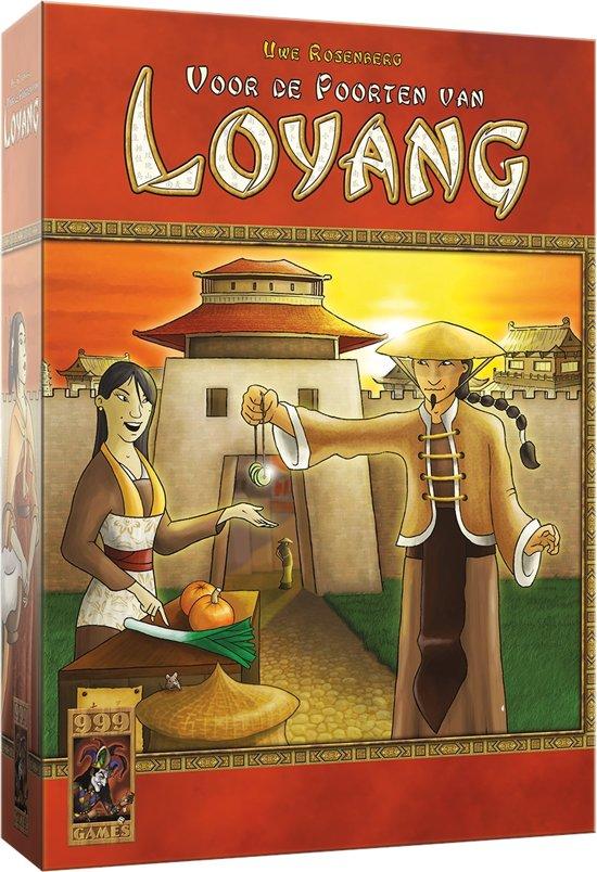 Voor de Poorten van Loyang Bordspel