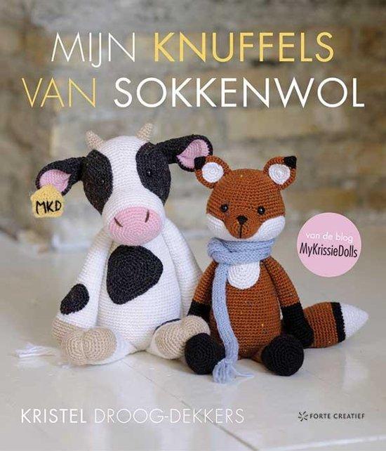 Bolcom Mijn Knuffels Van Sokkenwol Kristel Droog Dekkers