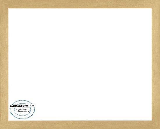 Homedecoration Misano – Fotolijst – Fotomaat – 65 x 84 cm  – Beuken