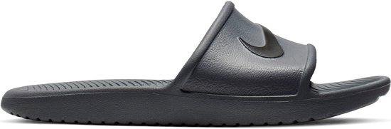 Nike 41 Slippers Kawa Shower Unisex Grijs Maat qwqHn6zrAx