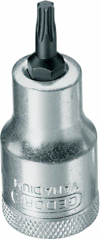 """Gedore 1/2"""" dopsleutel voor uitwendige torx-schroeven - maat: T27"""