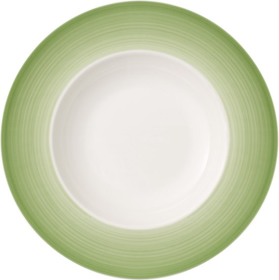 Villeroy & Boch  Colourful Life Green Apple Diep bord/Pastabord