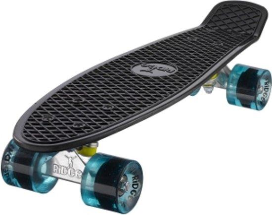 Penny Skateboard Ridge Retro Skateboard Black/ClearBlue