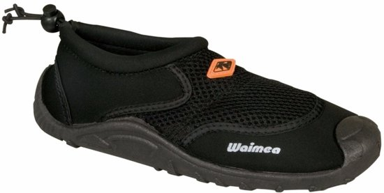 Bleu Avec Des Chaussures Noires D'eau Pour Les Adultes UAj5C7Qq