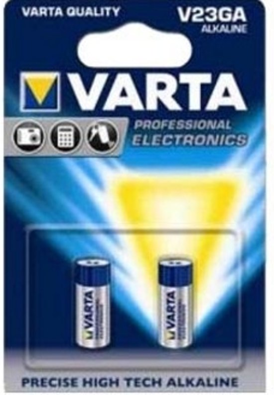 Varta 2x V23GA Alkaline 12V