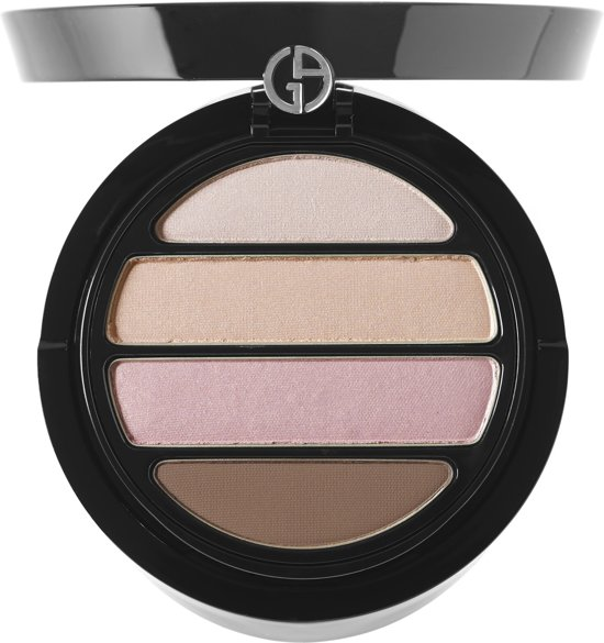 Armani Eyes To Kill 4 Color Eyeshadow Palette - 07 - Oogschaduw