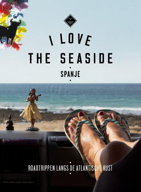I Love the Seaside - Spanje - Alexandra Gossink