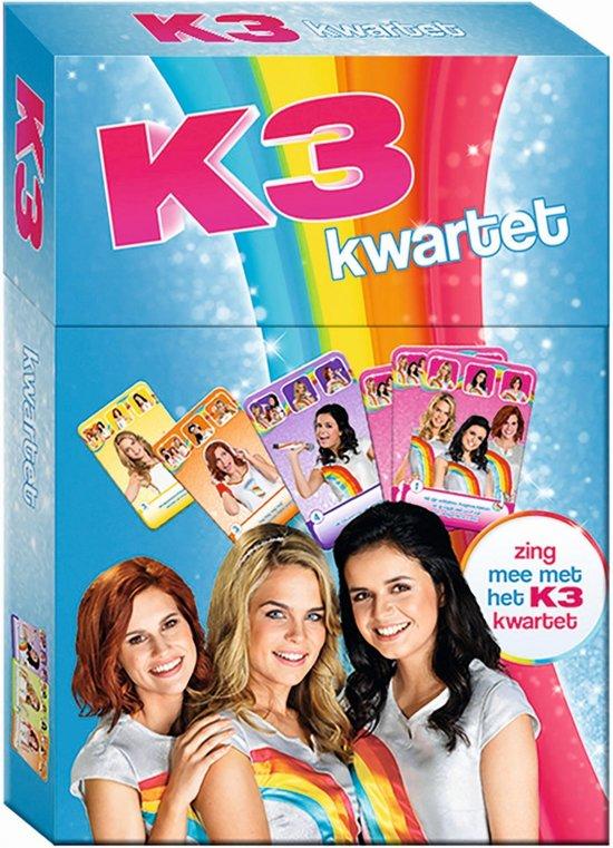 Afbeelding van het spel Studio 100 Kwartet K3