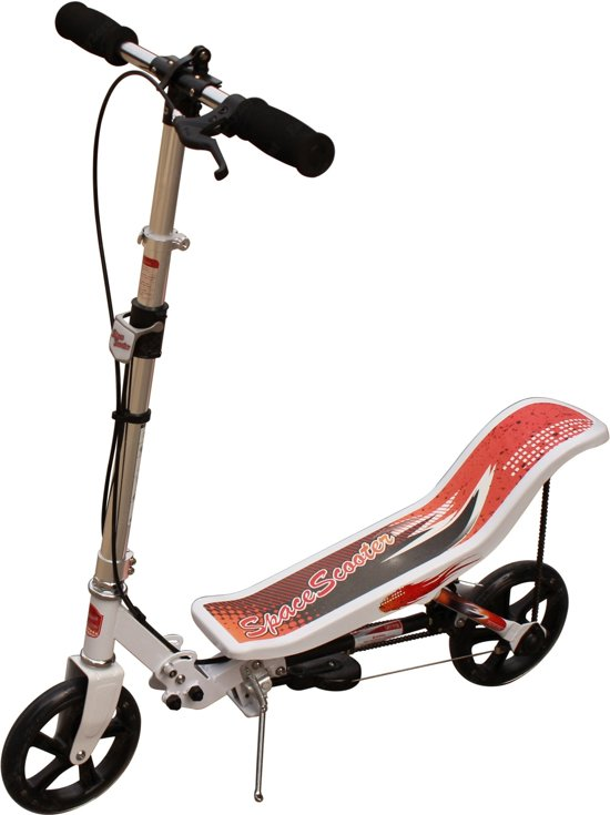 Space Scooter Wit - Step
