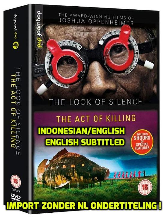 The Act of Killing / The Look of Silence [DVD](English subtitled)