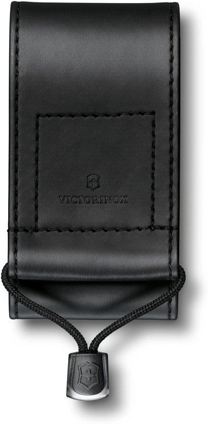 Victorinox riem etui zwart voor oa swisschamp en cybertool