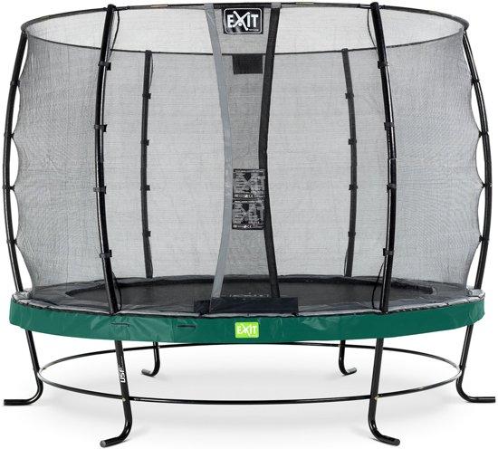 EXIT Elegant Trampoline à 305 cm met Economy Veiligheidsnet