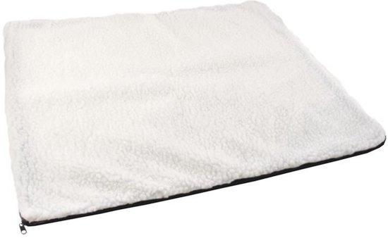 Thermische Hondenmat Plat - Anti Slip Warmtemat - Bench Honden Mat Rechthoekig - 60x48 CM