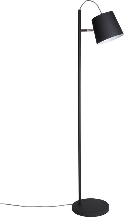 Zuiver Buckle head - Vloerlamp - Zwart