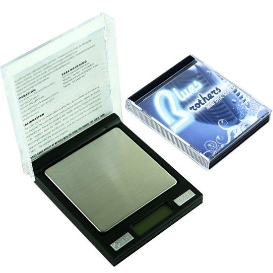 Digitale Precisie Weegschaal  0.01gr / 200 Gram inclusief beschermhoes