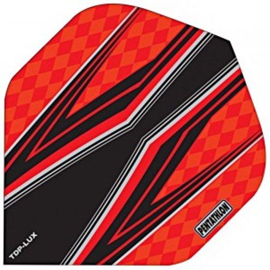 ABC Darts Flights Pentathlon - Spitfire Z rood - 10 sets