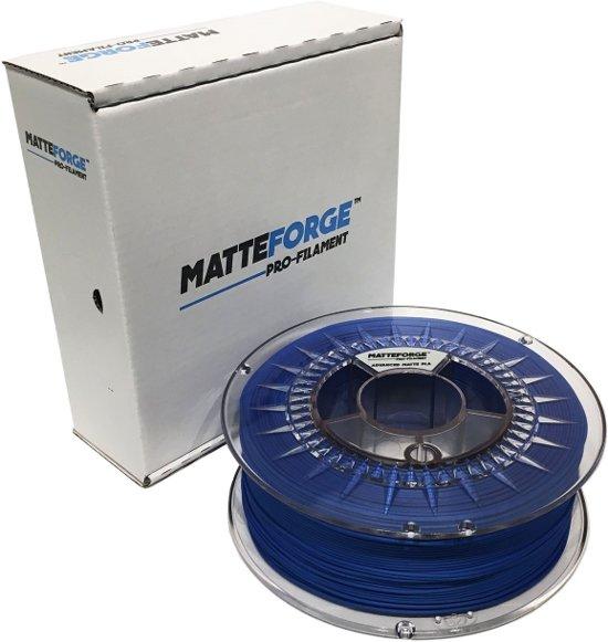 Matteforge PRO PLA sterk als ABS - 1 kg (1.75 mm) - BLAUW