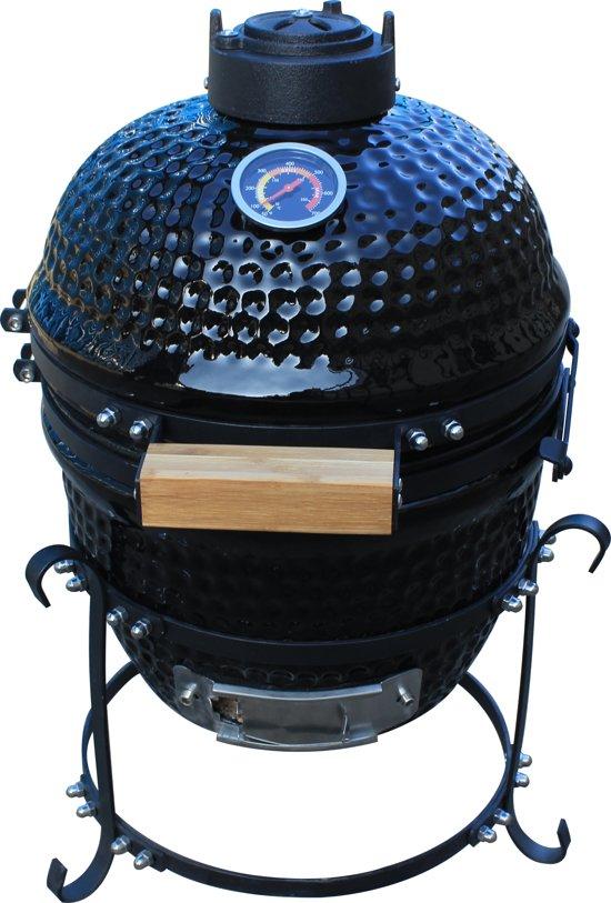 Bbq Bol Com.Patton Kamado Keramische Houtskoolbarbecue 13 Zwart