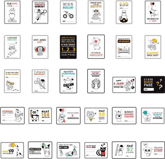 NoNo Cards junior mijlpaalkaarten