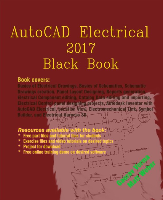 Bol Autocad Electrical 2017 Black Book Ebook Gaurav Verma