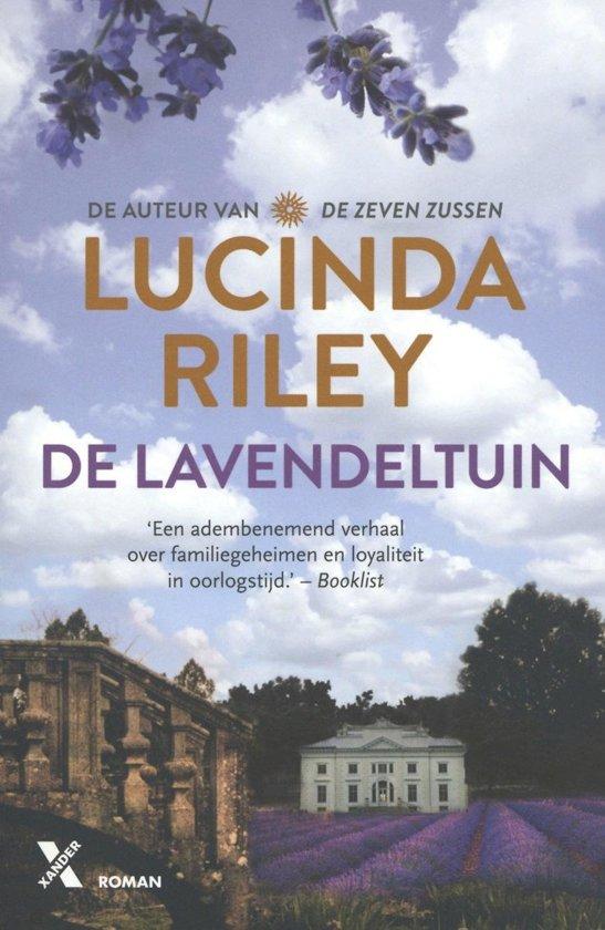 Boek cover De lavendeltuin van Lucinda Riley (Paperback)