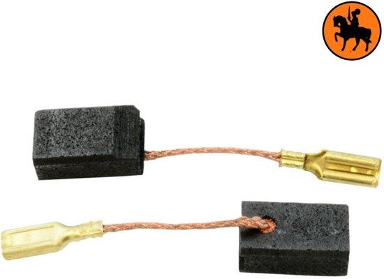 Koolborstelset voor Bosch GSC 16 - 5x8x12,5mm - Vervangt 3.607.014.001